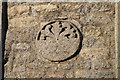 TF0705 : Anglo Saxon sundial, St John the Baptist church by J.Hannan-Briggs
