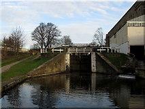 SE1039 : Three Rise Locks, Bingley by Chris Heaton