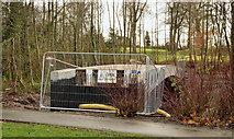 J3673 : New footbridge, Orangefield Park, Belfast (2) by Albert Bridge