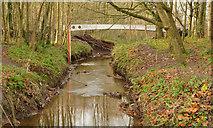 J3773 : Flood alleviation works, Orangefield Park, Belfast (10) by Albert Bridge
