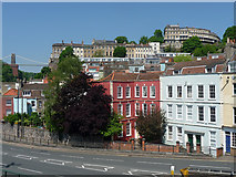 ST5672 : 302-306 Hotwell Road, Bristol by Stephen Richards