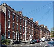 ST5672 : 2-9 Albemarle Row, Bristol by Stephen Richards
