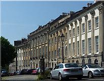 ST5672 : Windsor Terrace, Bristol by Stephen Richards