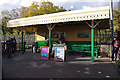 TQ3838 : Bluebell Railway station, East Grinstead by Ian Taylor