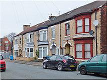 TA0830 : Fitzroy Street, Kingston upon Hull by Bernard Sharp