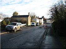 TL3142 : Litlington village by David Purchase