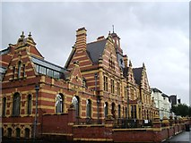 SJ8595 : Victoria Baths, Manchester by Tricia Neal