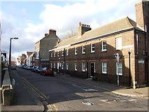 TQ7668 : Garden Street, Brompton by Chris Whippet