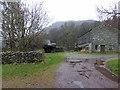 NY2920 : Barn at Shoulthwaite Farm by Oliver Dixon