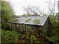 NY4123 : Disused barn at Lowthwaite by Graham Robson