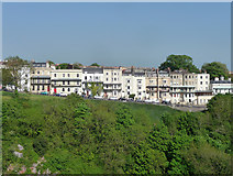 ST5673 : 2-9 Sion Hill, Bristol by Stephen Richards