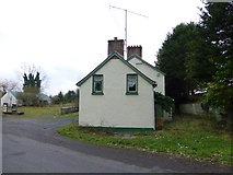 H4277 : O'Doherty Bros, Gortnacreagh (side view) by Kenneth  Allen