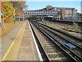 SU8656 : Farnborough (Main) railway station, Hampshire by Nigel Thompson