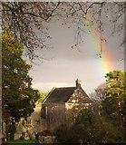SX7962 : Rainbow, Dartington by Derek Harper