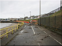 C8540 : West Bay construction site Portrush by Willie Duffin