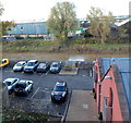 ST6071 : Parking area in Paintworks Central Trading Estate, Bristol by Jaggery