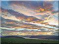 NH6454 : Dawn over Munlochy Bay by Julian Paren