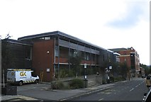 SK3487 : Health Centre, Gell Street, Sheffield by Terry Robinson