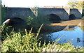 SO8933 : Beaufort Bridge, Tewkesbury by Jaggery