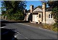 SO8833 : Former Mythe Bridge Toll House near Tewkesbury by Jaggery