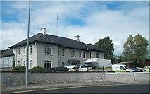 N8667 : Navan Garda Station in Abbey Road by Eric Jones