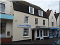 ST7593 : Priory dry cleaners in Wotton-under-Edge by Jaggery