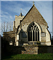 TL4355 : St.Mary & St.Andrew, Grantchester, Cambridgeshire by Peter Trimming