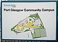 NS3472 : Port Glasgow Community Campus by Thomas Nugent