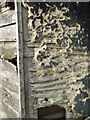 TM1971 : Wattle And Daub by Keith Evans