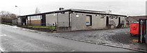 NS3373 : Upper Port Glasgow Social Club by Thomas Nugent