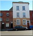 SO8933 : Stephens Alley, Tewkesbury by Jaggery