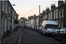 TL4658 : The Cambridge Blue, Gwydir St by N Chadwick
