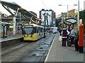 SJ8498 : Shudehill Station by Chris Allen