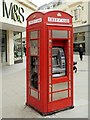 ST7564 : ATM Phone Box, Bath by David Dixon