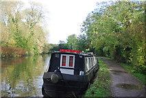 TQ1683 : Narrowboat, Grand Union Canal - Paddington Branch by N Chadwick