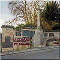 ST7465 : The War Memorial, Bath by David Dixon