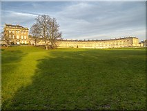 ST7465 : Royal Crescent, Bath by David Dixon