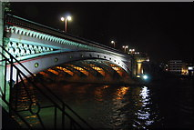 TQ3180 : Blackfriars Bridge by N Chadwick