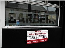 H6357 : Barbers (close-up) by Kenneth  Allen