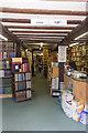 SO2242 : Book Shop, Castle Street, Hay-on-Wye by Christine Matthews