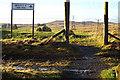 NS3272 : Port Glasgow Golf Club by Thomas Nugent