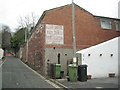SX9373 : South end of Helmore's premises, Exeter Street by Robin Stott