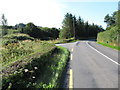H6208 : The turn-off for Dernakesh on the R191 (Cootehill-Bailieboro Road) by Eric Jones