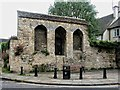 TF0206 : Remains of Stamford Castle, Stamford by Dave Hitchborne