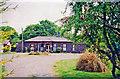 SH6939 : Former Maentwrog Road station, 2001 by Ben Brooksbank