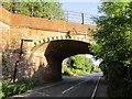 TQ0954 : Arch Railway Bridge by Chris McAuley