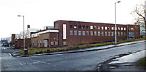 NS3373 : Former Playtex factory by Thomas Nugent