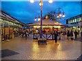 SD8010 : Bury Market at Christmas by David Dixon