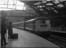 SJ3590 : Lime Street station - 1976 (2) by The Carlisle Kid