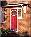 SU6972 : Front Door, Kenilworth Avenue by Des Blenkinsopp